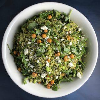 OSR Recipe: Spring Couscous