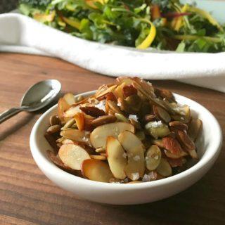 Salt & Vinny Crunch Salad Topper