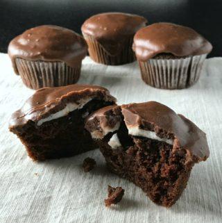OSR Recipe: Peppermint Mocha Cupcakes