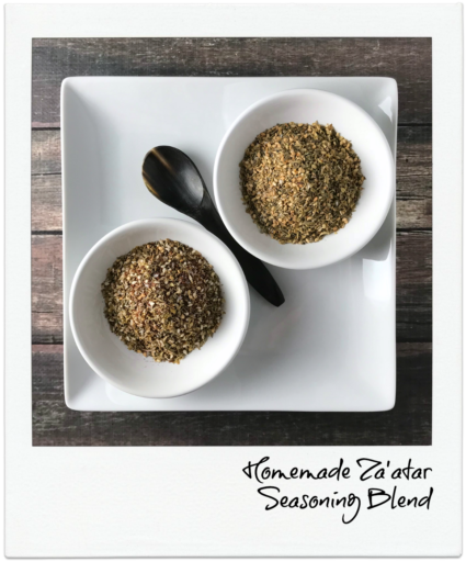 OSR Recipe: Homemade Za'atar
